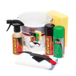 Dirt Wash Pit stop Cleaning Kit