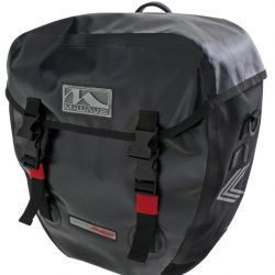 M-Wave Manitoba 25 Litre Bicycle Pannier Set