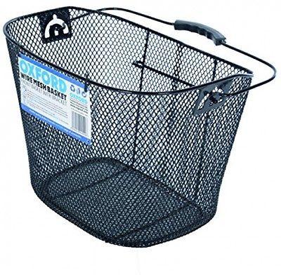 Mesh Basket with Bracket