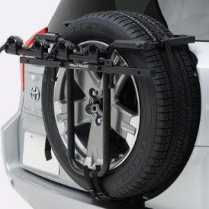 Spare Tyre Bike Rack