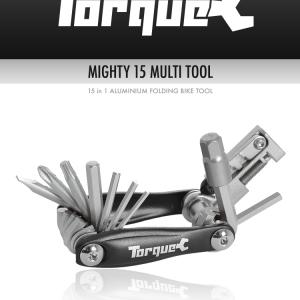 Torque Mighty 15 Multitool