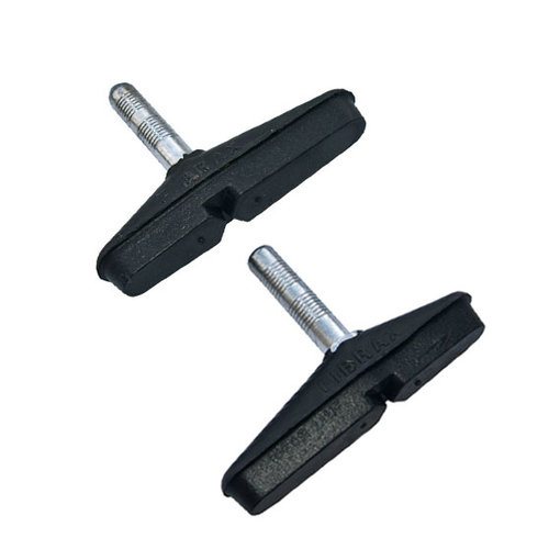 Integral Synthetic Cantilever Brake Blocks