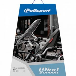 Polisport Bicycle Windscreen Handlebar Mounted